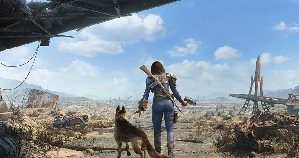 Fallout 4 را به صورت رایگان تجربه کنید