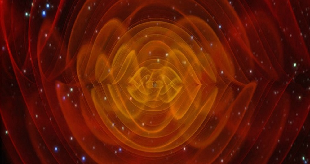 Gravitational Waves Are Permanently Warping The Fabric of Space-Time