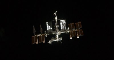 Two Independent Teams Find Hints of Dark Matter in Space Station Data