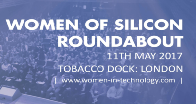 کنفرانس Women of Silicon Roundabout