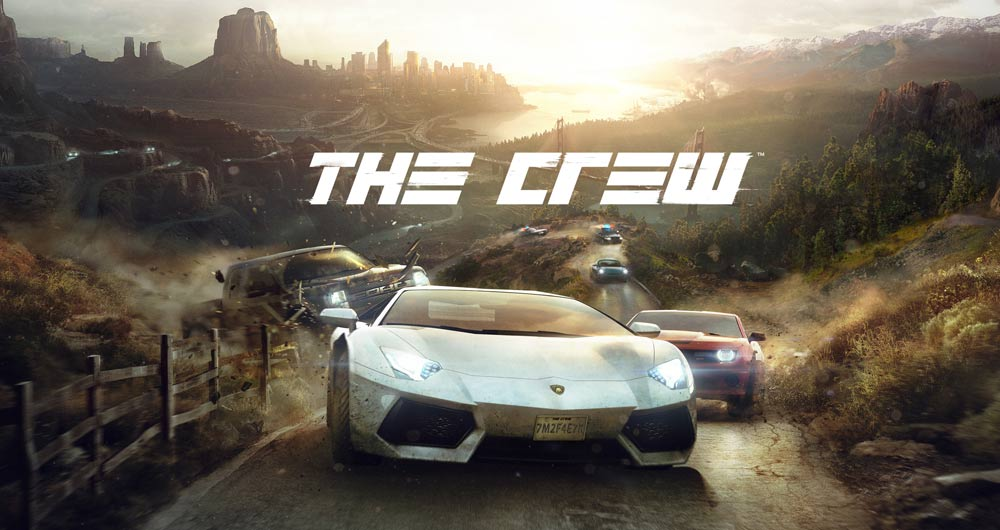 ۱۲ میلیون بازیکن مشغول تجربه بازی The Crew هستند