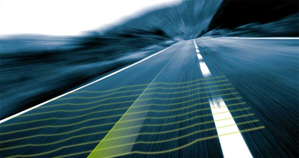 تعیین کیفیت سطح جاده با استفاده از اسکنر PPS