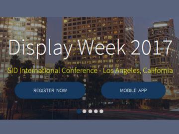 هفته صفحهنمایش Display Week