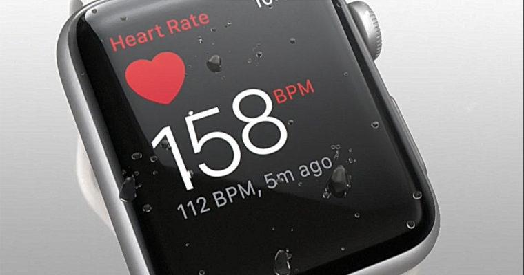 ساعت هوشمند اپل و سکته قلبی