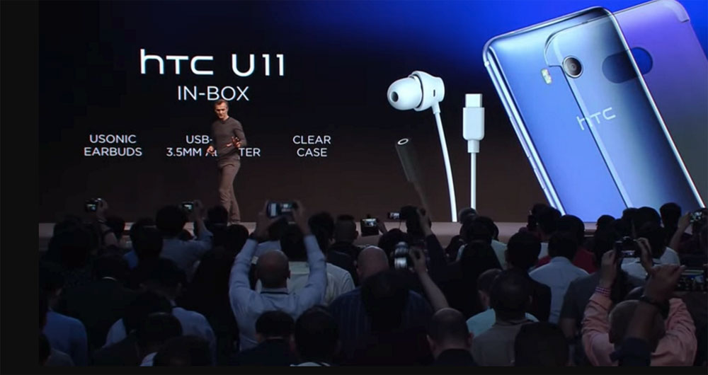 htc u11 headphone