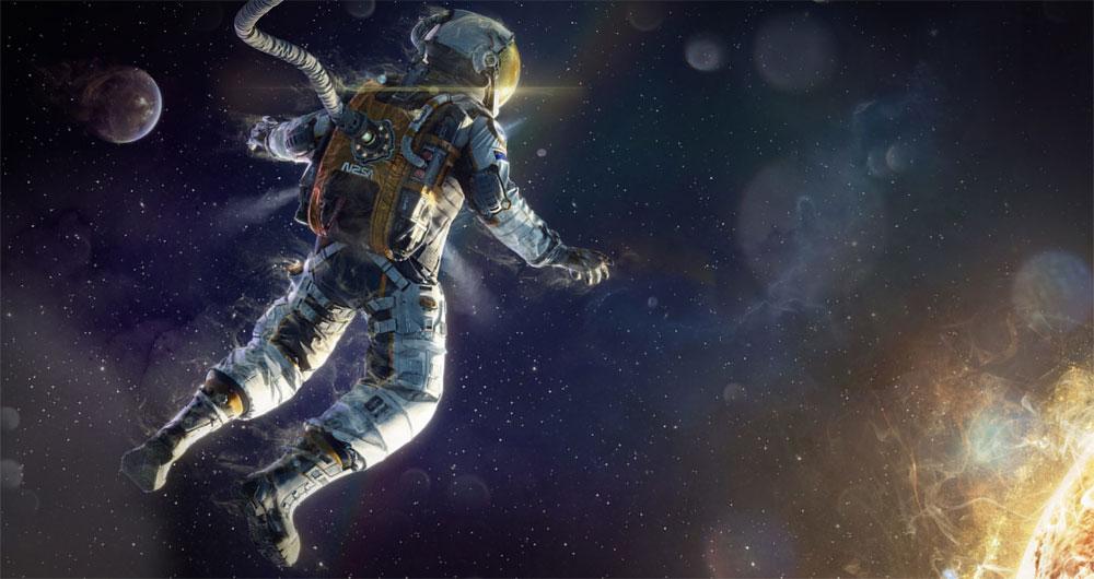 خطرات جدی پرتوهای کیهانی در کمین فضانوردان