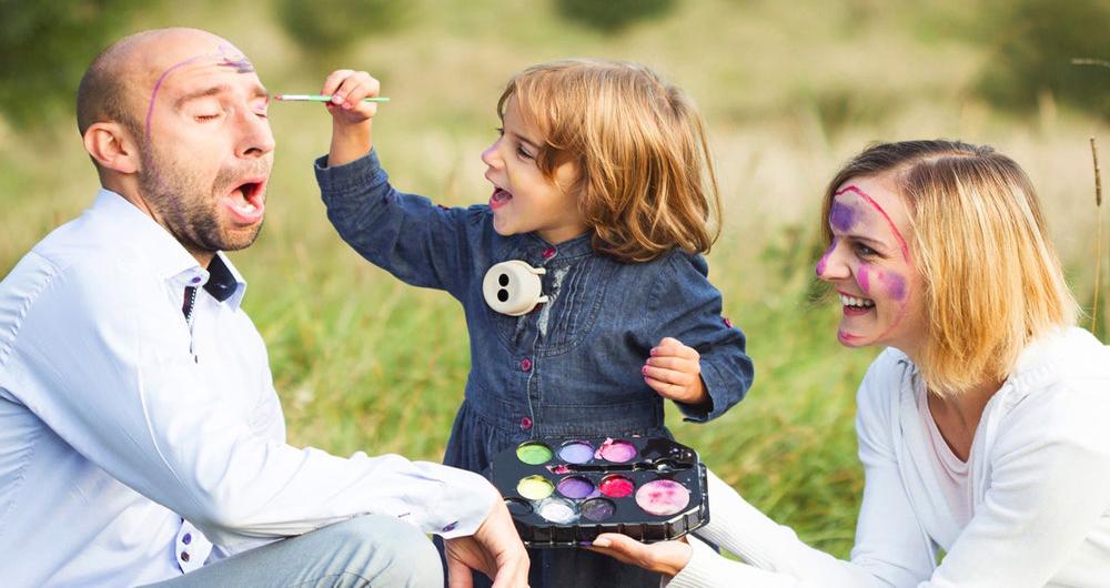 دوربین پوشیدنی برای ثبت لحظات خانوادگی