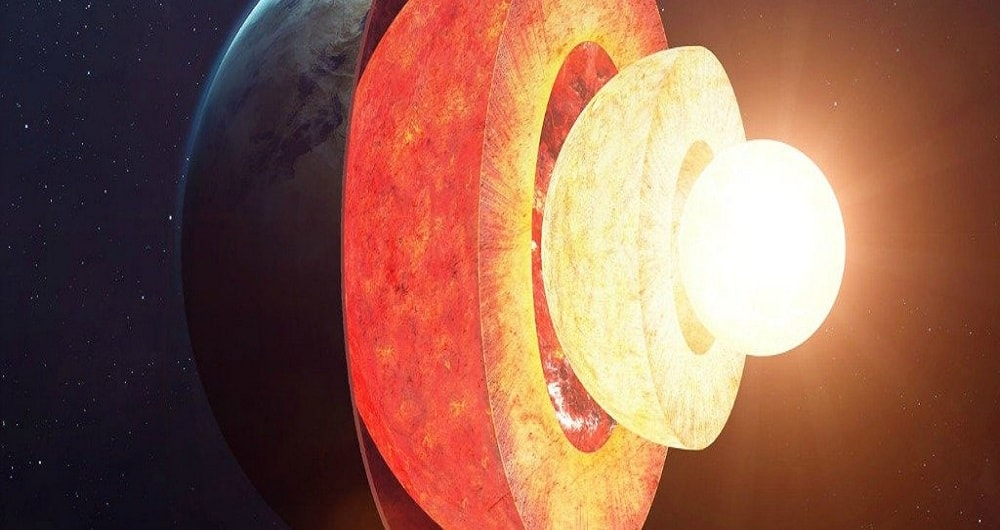 A Giant 'Lava Lamp' Inside Earth Could Be Flipping The Planet's Magnetic Field