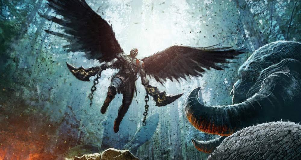تاریخ انتشار بازی God of War فاش شد