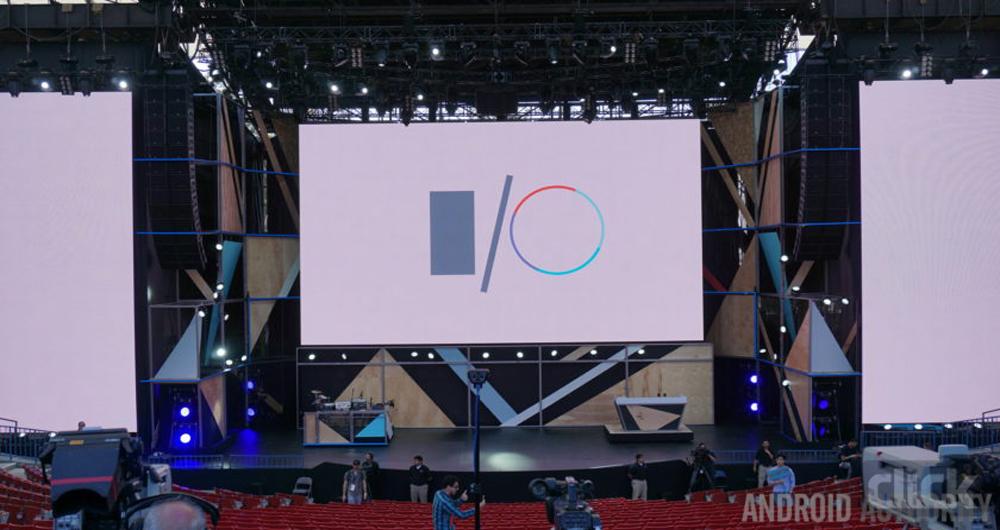 کنفرانس گوگل I/O