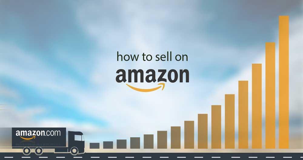 فروش کالا در آمازون