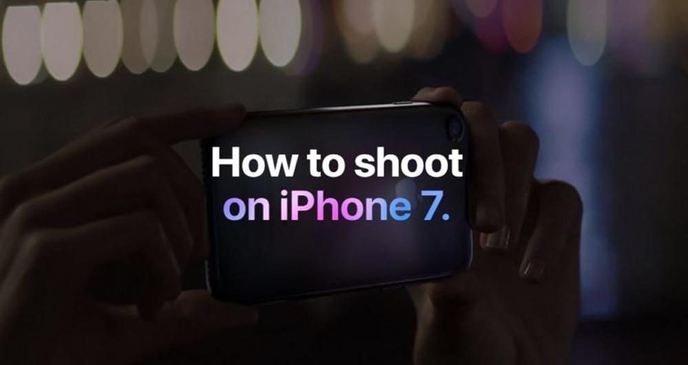 تماشا کنید؛ با دوربین آیفون 7 بهتر و حرفه ای تر عکاسی کنید