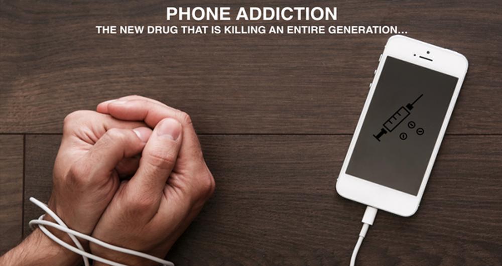 آیا شما به گوشی هوشمند اعتیاد دارید؟