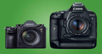 مقایسه کامل دو دوربین Sony A9 و 1DX Mark II