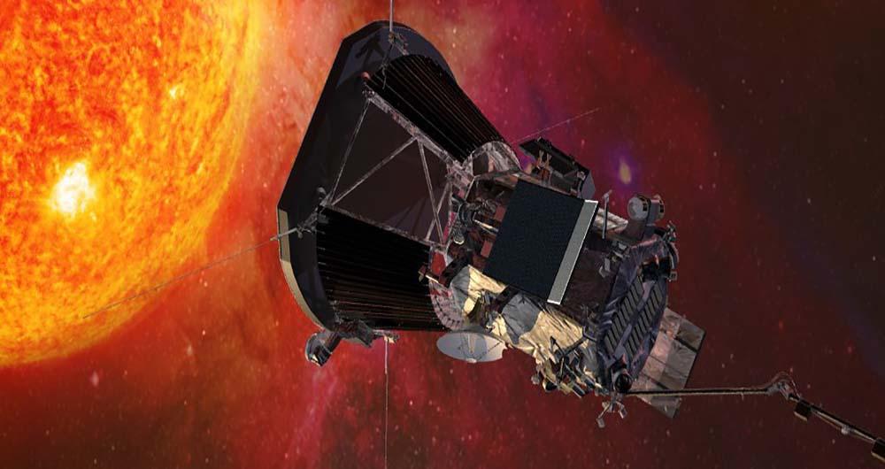 انتشار خبر مهم ناسا از ماموریت تماس با سطح خورشید