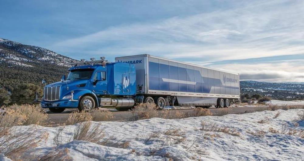 کامیونت خود ران