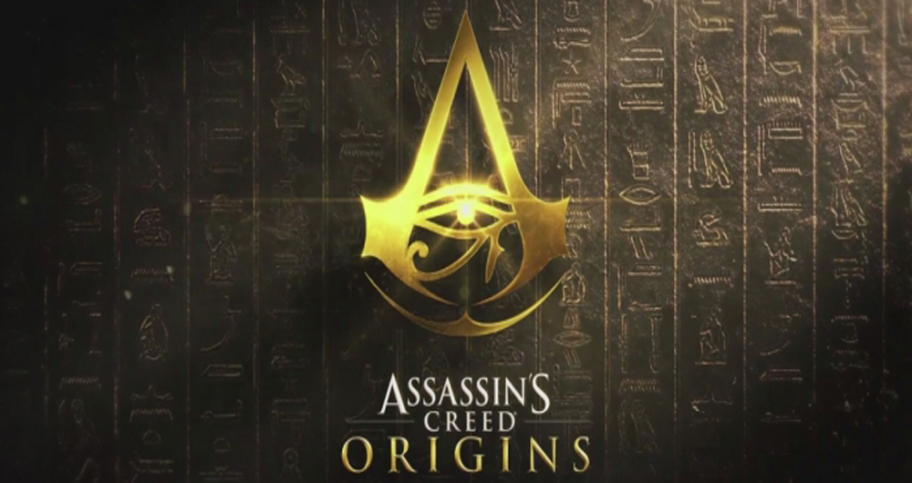 بازی Assassin's Creed Origins معرفی شد