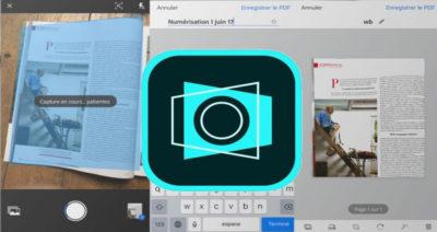 تبدیل کردن اسناد به فایل PDF با اپلیکیشن Abobe Scan