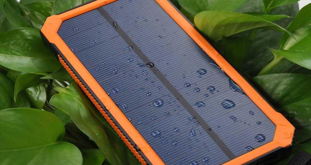 بهترین پاوربانک های خورشیدی