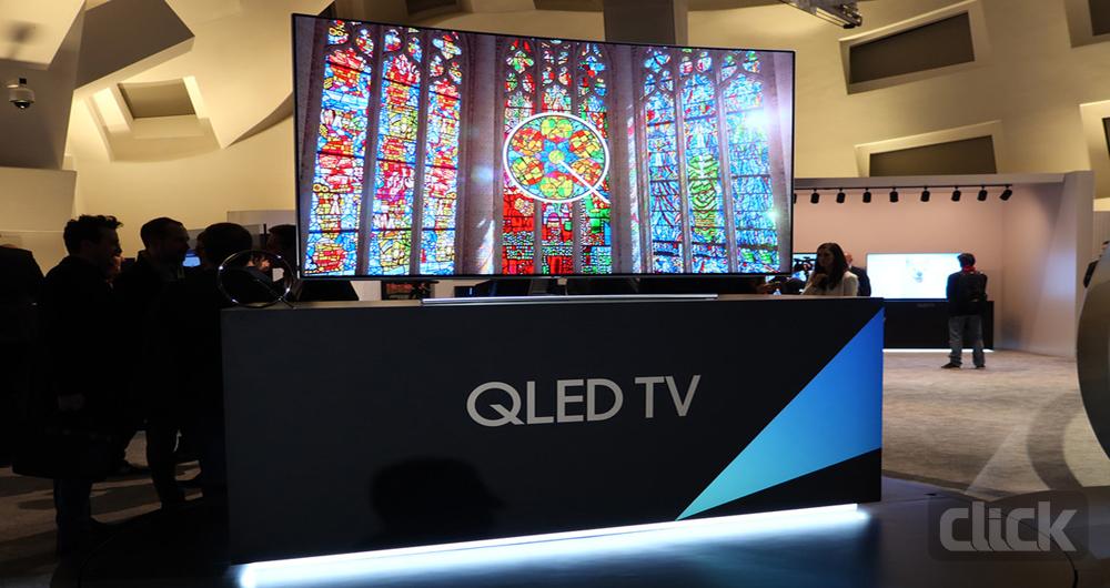 بررسی تلویزیونهای QLED سامسونگ