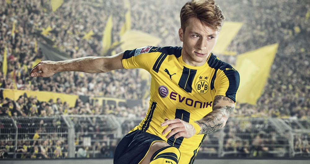 FIFA 17 را رایگان بازی کنید!
