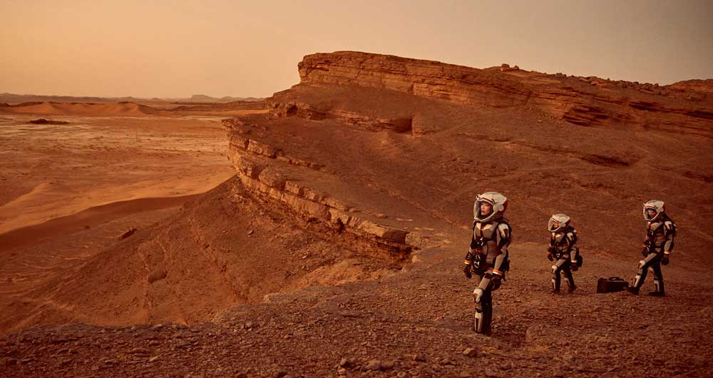 دوازده حقیقت جالب در مورد مریخ