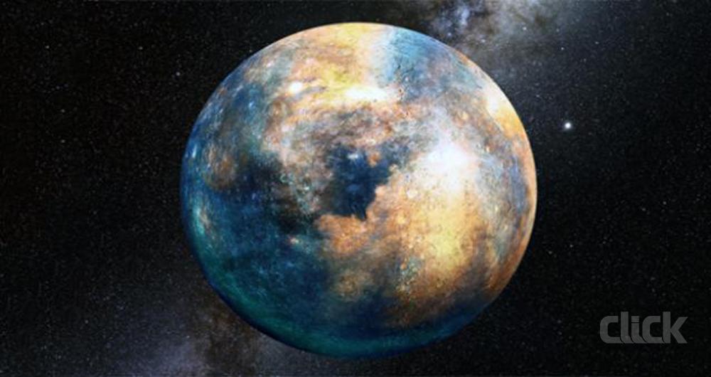 کشف تودهای در ابعاد مریخ بیرون از منظومه شمسی
