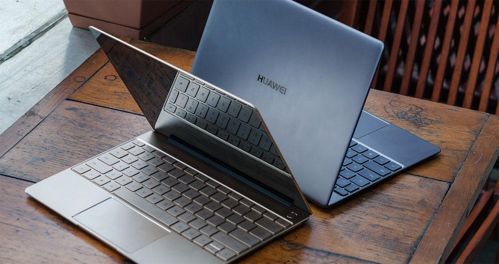 ادعای بزرگ هوآوی مبنی بر عبور از HP و اپل در بازار لپتاپ