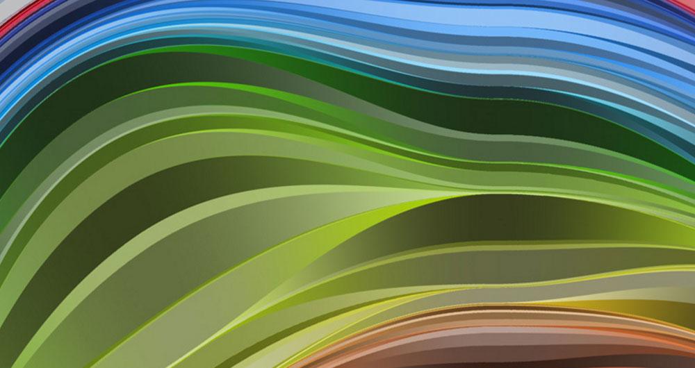 تبدیل دادهها و اطلاعات به آثار هنری در سبک جدید نقاشی