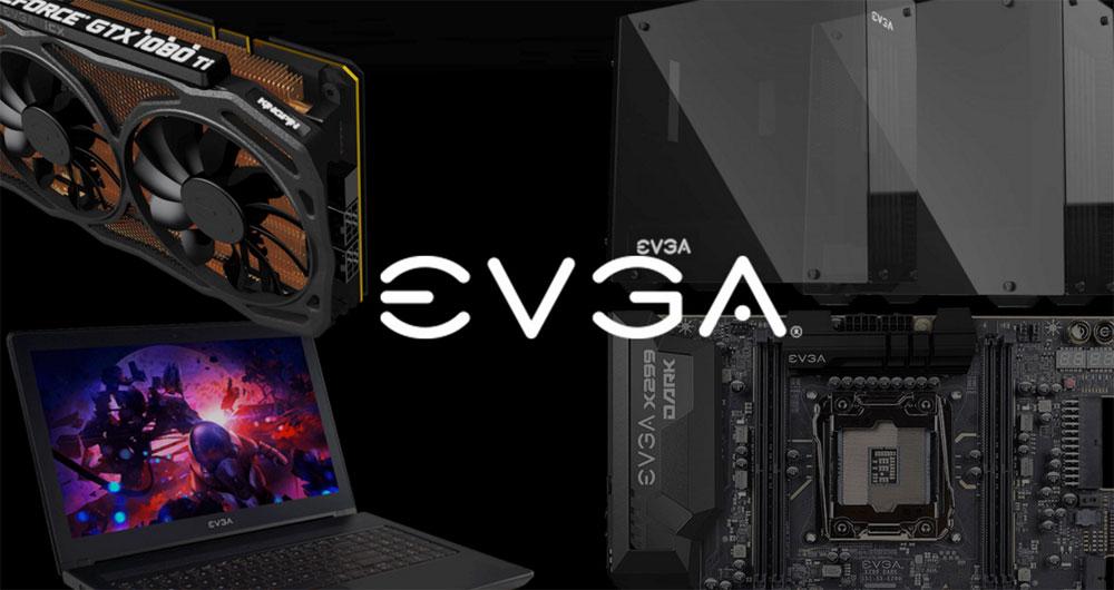 جدیدترین کارت گرافیکی شرکت EVGA غول اورکلاک خواهد بود