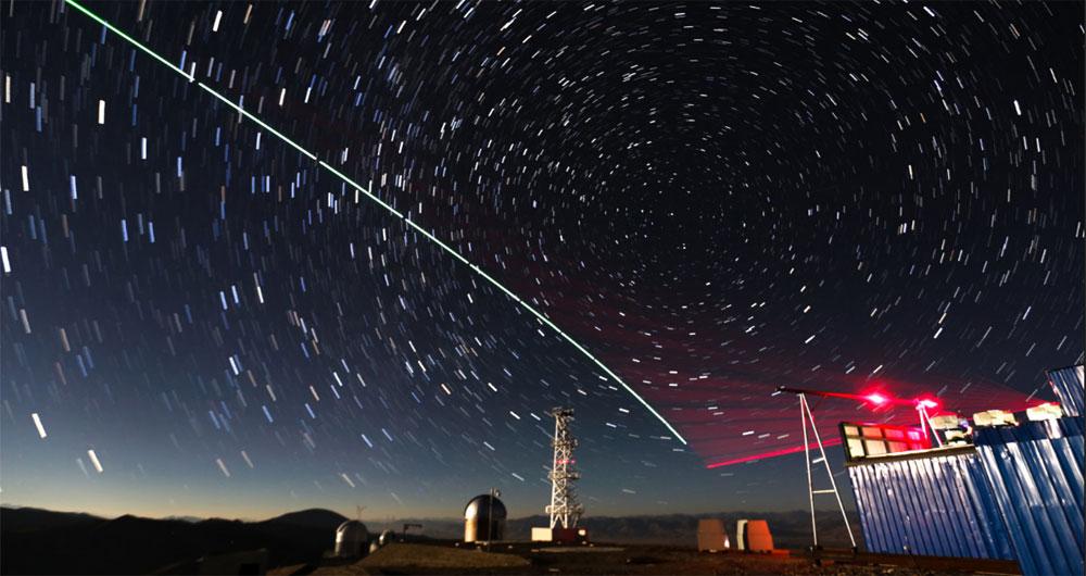 روش غیر قابل هک ماهواره کوانتمی چین