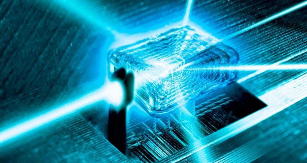 ساخت کامپیوتر کوانتومی از الماس