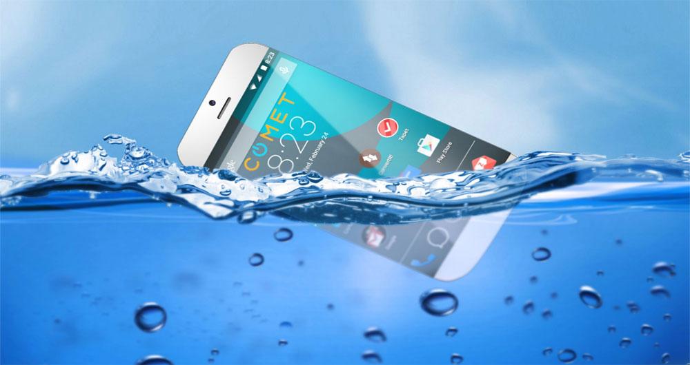 چرا سازندگان گوشی های هوشمند تمایلی به ساخت گوشی ضدآب ندارند؟