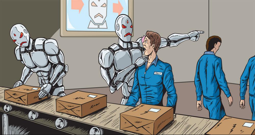 زمان تسخیر مشاغل توسط هوش مصنوعی