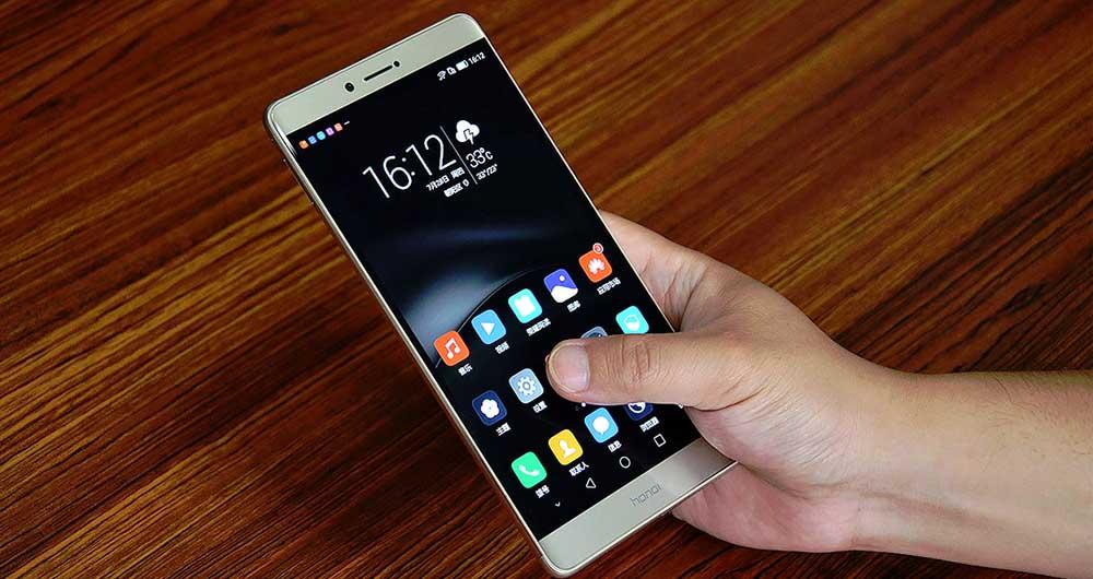عکس گوشی هواوی آنر ۹ (Huawei Honor 9) لو رفت