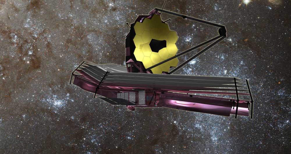 اعلام اهداف جذاب تلسکوپ جیمز وب توسط ناسا