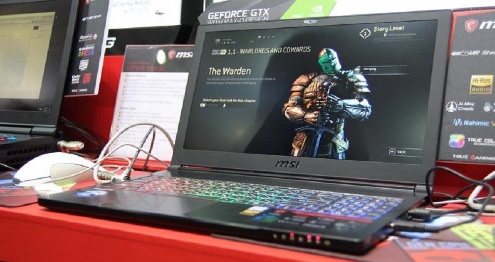 نگاهی به لپتاپ ام اس آی GS63VR Stealth Pro