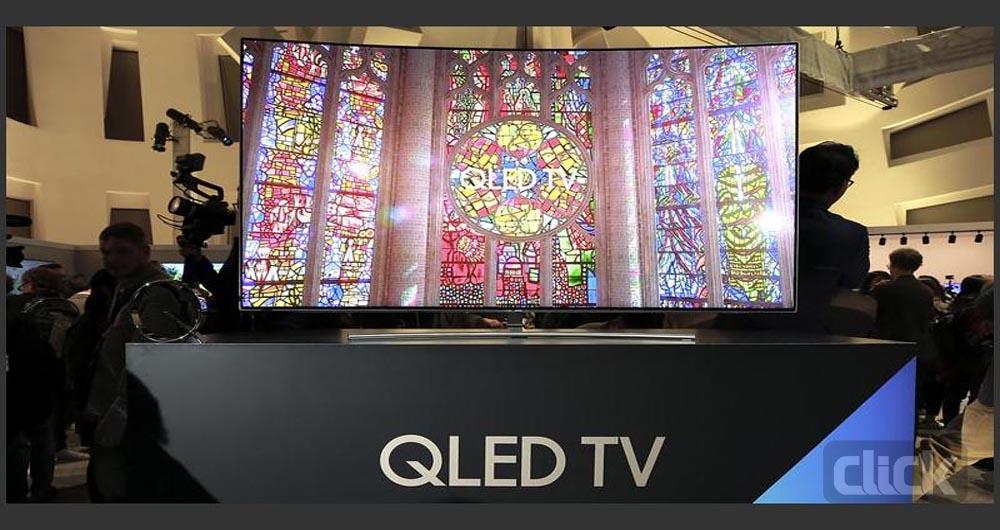 بررسي تلويزيونهاي QLED سامسونگ