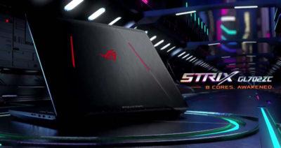 اولین لپ تاپ ریزن با پردازنده AMD