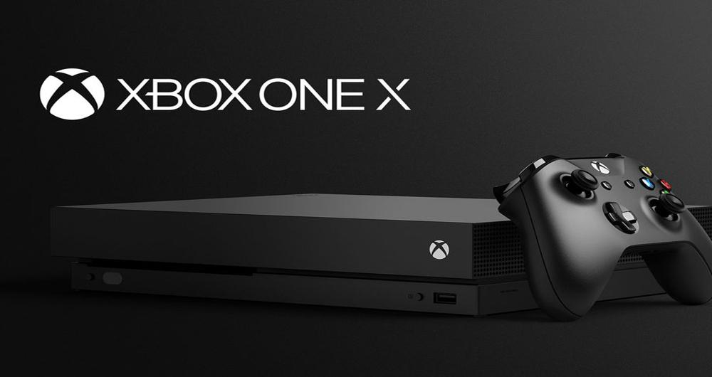 کنسول بازی مایکروسافت،Xbox One X،معرفی شد