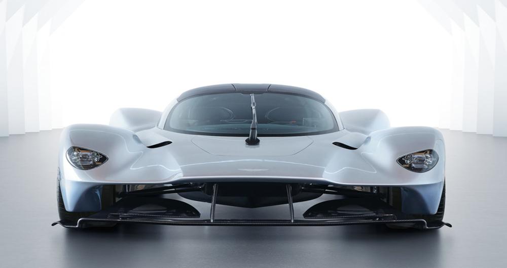 Valkyrie؛ خودرو سه میلیون دلاری آستون مارتین