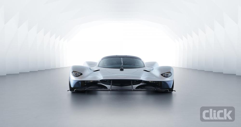 همهچیز درباره ماشین سه میلیون دلاری Valkyrie آستون مارتین
