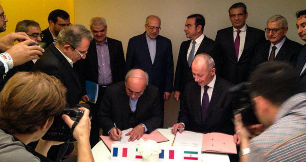 امضای توافقنامه ایدرو و رنو تا دو ماه آینده