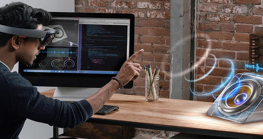 HoloLens، واقعیت افزوده و هوش مصنوعی در کنار هم