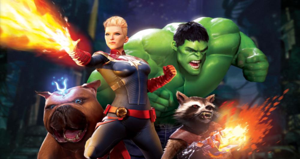 بازی Marvel Powers United VR معرفی شد