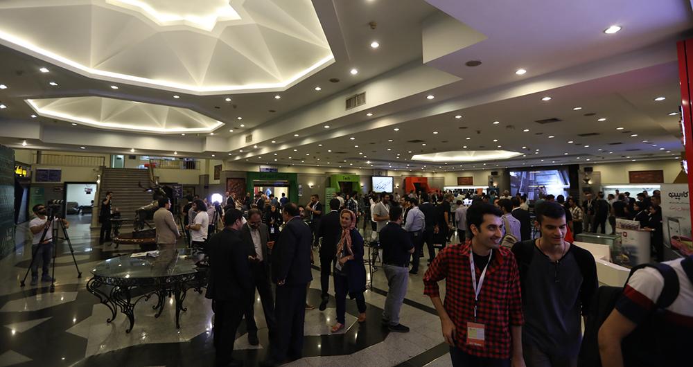 نمایشگاه و همایش TGC در تهران آغاز به کار کرد