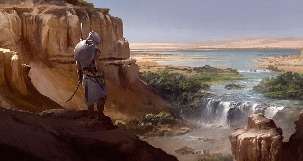 چرا بازی Assassin's Creed Origins در مصر باستان جریان دارد؟