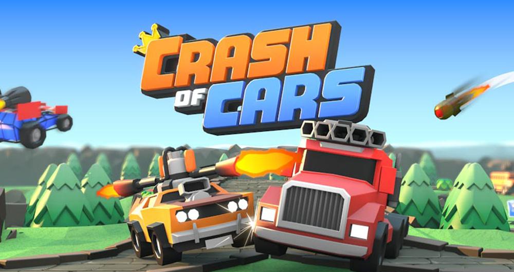 معرفی بازی: Crash of Cars ؛ یک جنگ تمام عیار