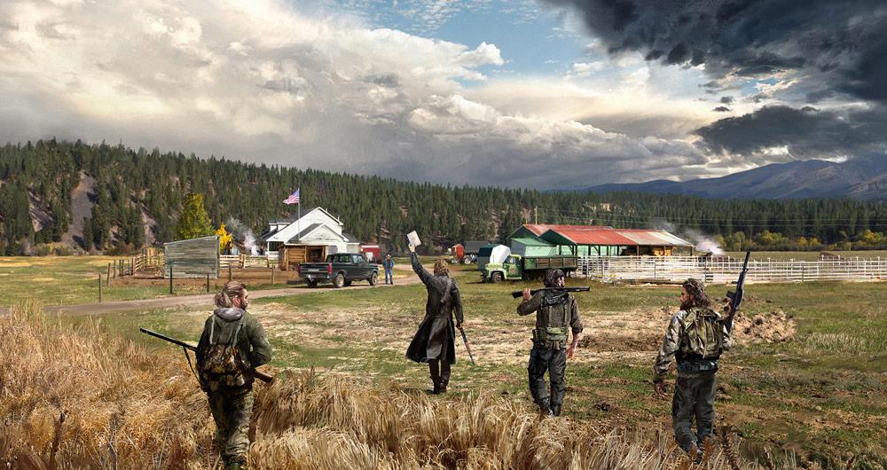 مدت زمان گیم پلی بازی Far Cry 5 مشخص شد