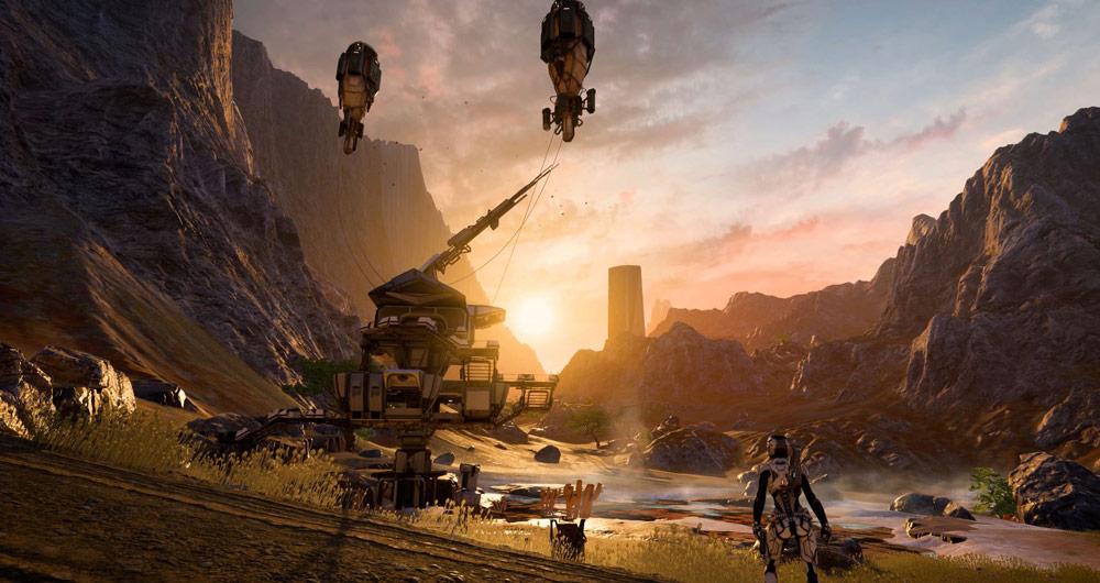 Mass Effect: Andromeda را به صورت رایگان تجربه کنید